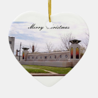 Kalamazoo Christmas Ornament
