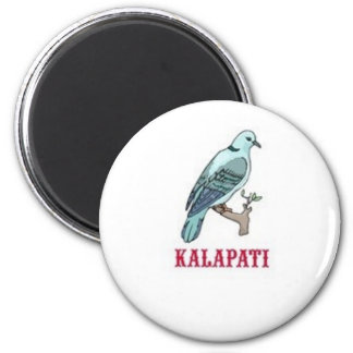 Kalapati 2 Inch Round Magnet