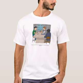 Kale- Because Wellness T-Shirt