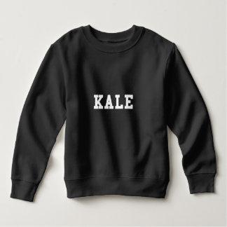 Kale College Font Funny Sweatshirt