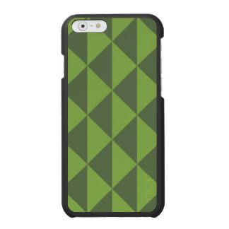 Kale Greenery Arrow Pattern Geometric Incipio Watson™ iPhone 6 Wallet Case
