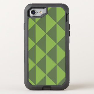 Kale Greenery Arrow Pattern Geometric OtterBox Defender iPhone 8/7 Case