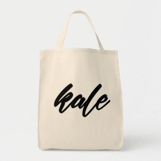 Kale Grocery Tote