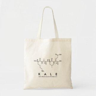 Kale peptide name bag