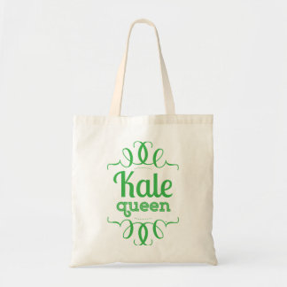 Kale Queen Budget Tote