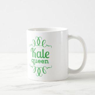 Kale Queen Mug