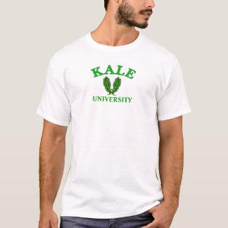 Kale University Funny Fake University Veggie Tee