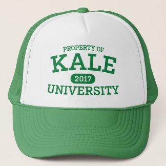 Kale University Vegan Vegetarian Trucker Hat
