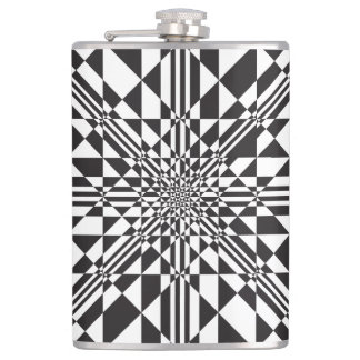 Kaleida Hip Flask