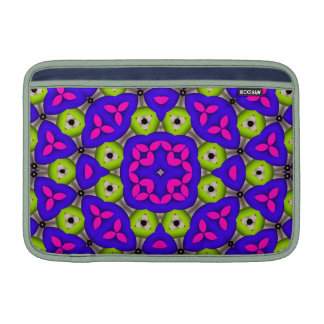 Kaleidoscope Abstract Multicolored Pattern Sleeve For MacBook Air