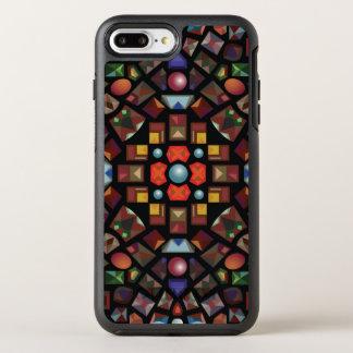 Kaleidoscope Apple iPhone 7 Plus Otterbox Case