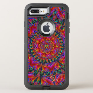 Kaleidoscope Art 42A OtterBox Defender iPhone 7 Plus Case