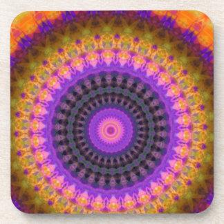 Kaleidoscope Beverage Coaster