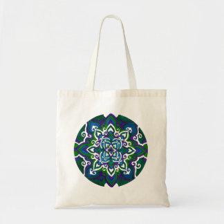 Kaleidoscope Budget Tote Bag