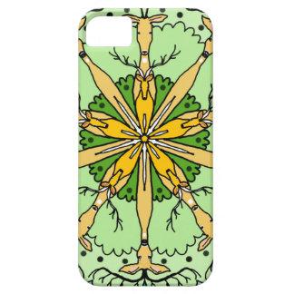 Kaleidoscope deer case for the iPhone 5