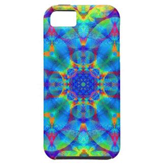 Kaleidoscope Design FF10 iPhone 5 Cases