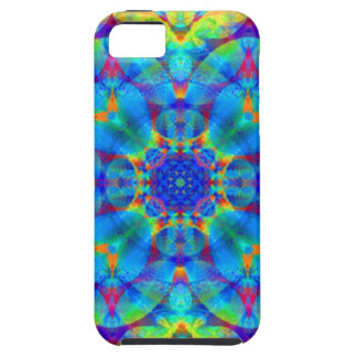 Kaleidoscope Design FF10 iPhone 5 Cover