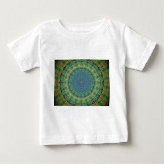 Kaleidoscope design image t-shirt