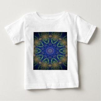 Kaleidoscope design product image-made with love tee shirt