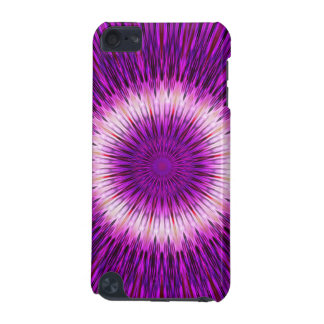 Kaleidoscope Design Purple Pink Art iPod Touch 5G Cover