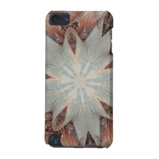 Kaleidoscope Design Star from Trunk of Palm Tree iPod Touch (5th Generation) Cover