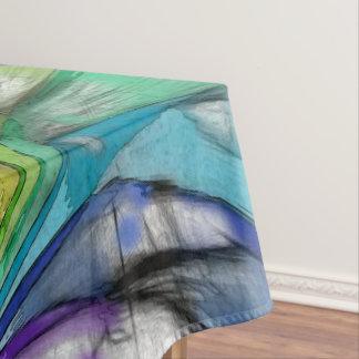 Kaleidoscope Dragonfly Tablecloth