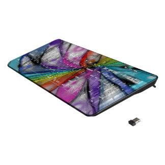 Kaleidoscope Dragonfly Wireless Keyboard