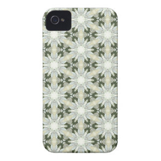 Kaleidoscope Dreams White Lily Themes iPhone Case