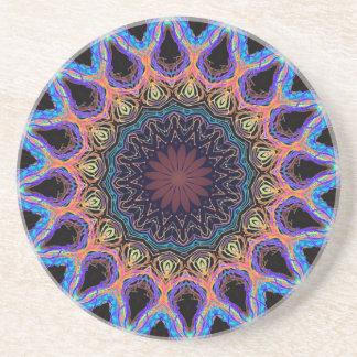 Kaleidoscope Drink Coaster