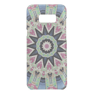 Kaleidoscope Floral Mandala in Vienna: Ed. 220.9 Uncommon Samsung Galaxy S8 Plus Case