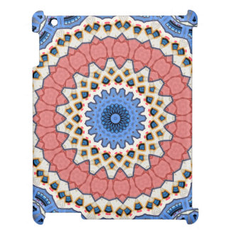 Kaleidoscope Floral Mandala in Vienna: Ed. 221.1 Cover For The iPad