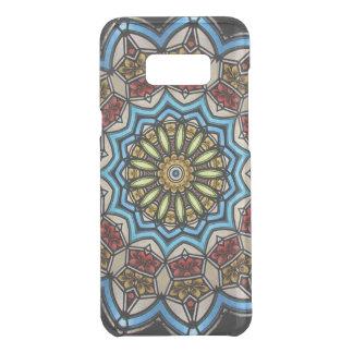 Kaleidoscope Floral Mandala in Vienna: Ed. 221.7 Uncommon Samsung Galaxy S8 Plus Case