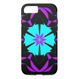 Kaleidoscope flower iPhone 7 case