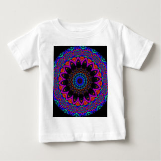Kaleidoscope Fractal 313 Baby T-Shirt