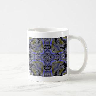 Kaleidoscope Fractal 500 Coffee Mug