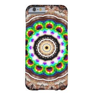 Kaleidoscope fractal | barely there iPhone 6 case