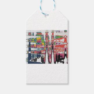 Kaleidoscope Gift Tags