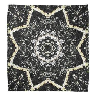 Kaleidoscope Gothic Head Kerchief