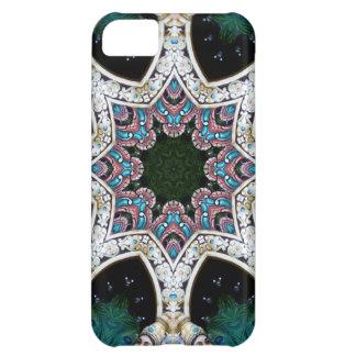 Kaleidoscope Holi Hindu iPhone 5C Cases