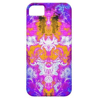 Kaleidoscope in pink phone case
