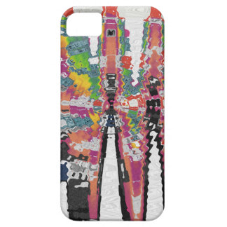 Kaleidoscope iPhone 5 Cover