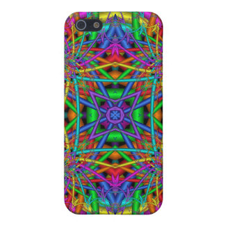 Kaleidoscope Kreations Fun Fractals No 2 iPhone 5/5S Cases