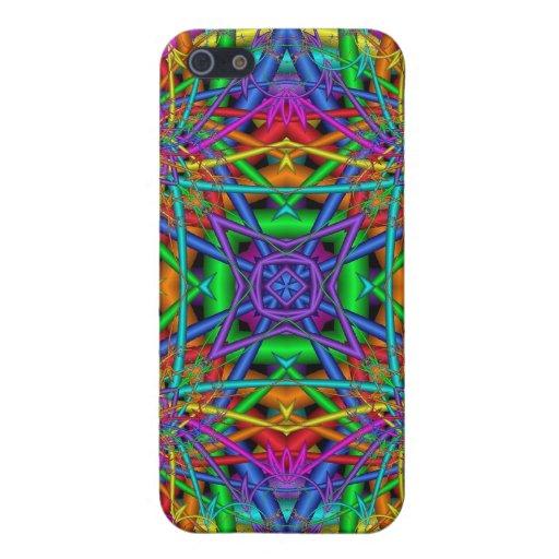 Kaleidoscope Kreations Fun Fractals No 2 iPhone 5 Cover
