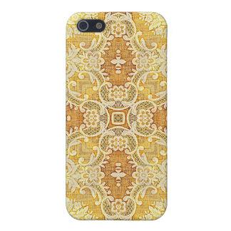 Kaleidoscope Kreations Lemon Tapestry 1 iPhone 5/5S Cover