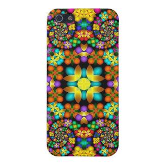 Kaleidoscope Kreations Precious Petals No 2 iPhone 5/5S Covers