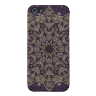 Kaleidoscope Kreations Purple Tapestry 5 iPhone 5 Cover