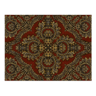 Kaleidoscope Kreations Tapestry 1 Postcard