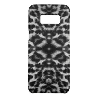 Kaleidoscope leopard fur pattern Case-Mate samsung galaxy s8 case