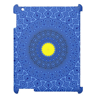 Kaleidoscope Mandala in Belgium LIMITED EDITION!!! iPad Case