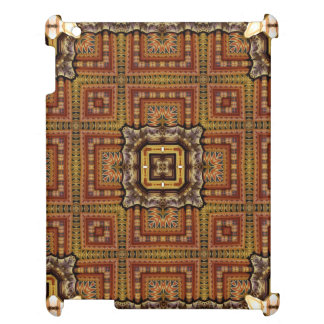 Kaleidoscope Mandala in Hungary: Matthias Pattern Cover For The iPad